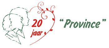 Schoonheidssalon Province Logo